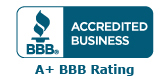 Brookview has earned an A+ Rating with the Better Business Bureau